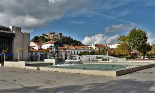 Zdjęcie PORTUGALIA / Pinhal Litoral / Leiria / Leiria, zakamarki, place