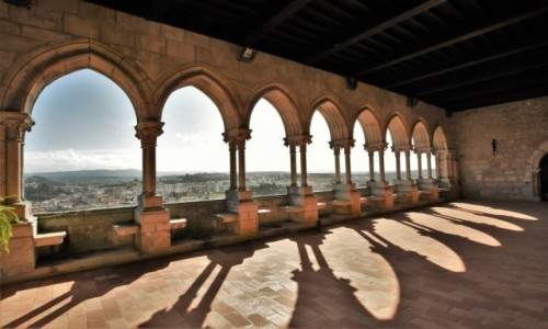 Zdjęcie PORTUGALIA / Pinhal Litoral / Leiria / Leiria, zamek