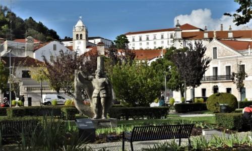 Zdjecie PORTUGALIA / Pinhal Litoral / Leiria / Leiria, zakamarki