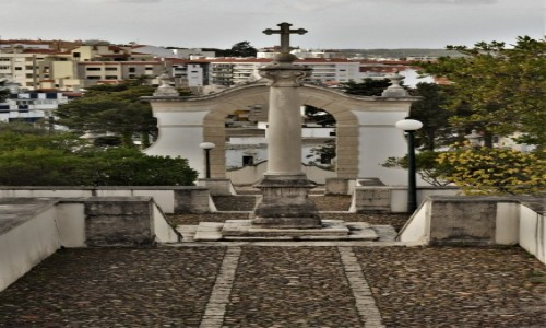 Zdjecie PORTUGALIA / Pinhal Litoral / Leiria / Leiria, Nossa Senhora da Encarnacao
