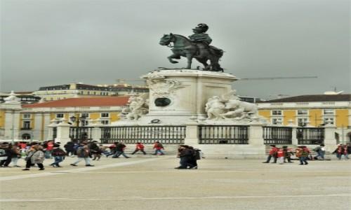 Zdjęcie PORTUGALIA / Stolica / Lizbona / Lizbona, pomnik