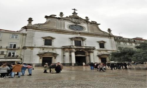 Zdjęcie PORTUGALIA / Stolica / Lizbona / Lizbona, Kościół de Sao Domingos