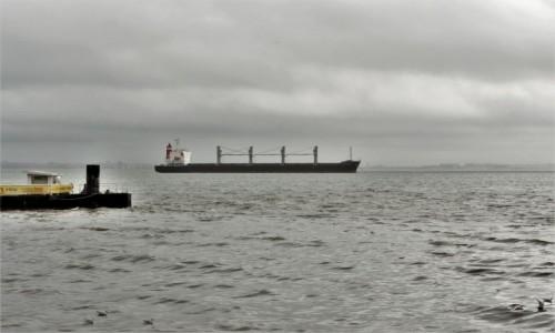 Zdjęcie PORTUGALIA / Stolica / Lizbona / Lizbona, ocean