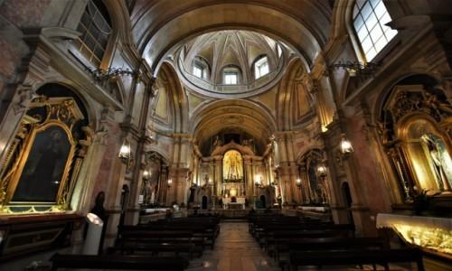 Zdjęcie PORTUGALIA / Stolica / Lizbona / Lizbona,kościół św. Antoniego