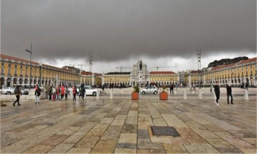 Zdjęcie PORTUGALIA / Stolica / Lizbona / Lizbona, Comercio Plaza
