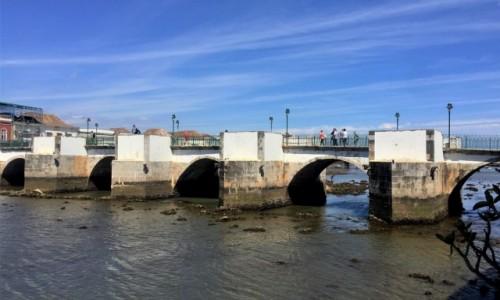 Zdjecie PORTUGALIA / Algarve / Tavira / Ponte Romana...