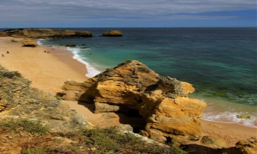 Zdjęcie PORTUGALIA / Algarve / Albufeira / Costa do Algarve...