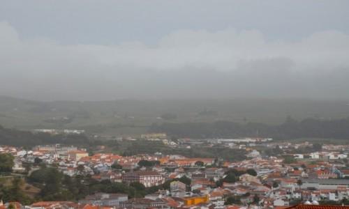 Zdjęcie PORTUGALIA / Azory / Terceira / Widok ze wzgórza Monte Brasil