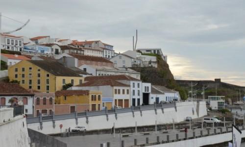 Zdjęcie PORTUGALIA / Azory / Terceira / Angra do Heroismo