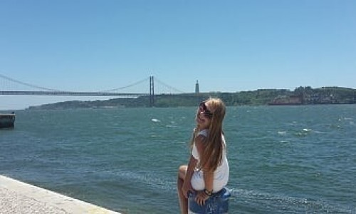 Zdjecie PORTUGALIA / Lizbona / Lizbona / Most 25 kwietnia