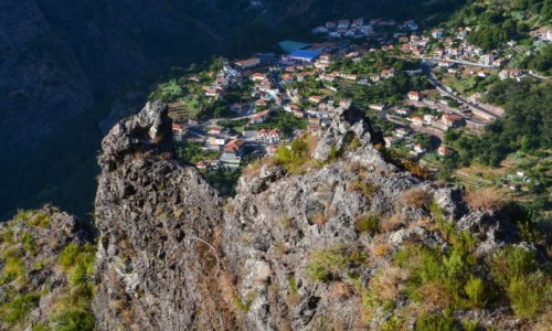 Zdjecie PORTUGALIA / Madera / - / Curral da Serra - Dolina Zakonnic