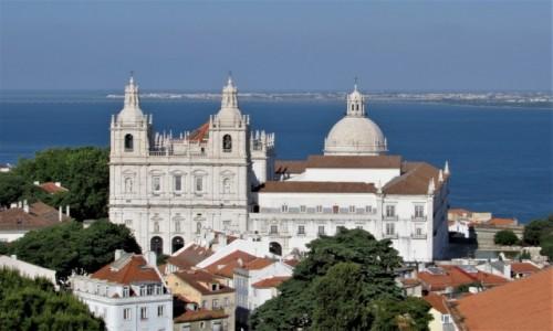 Zdjecie PORTUGALIA / - / Lizbona / Complexo do Mosteiro Sao Vicente de Fora ...