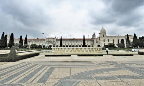 Zdjecie PORTUGALIA / - / Lizbona / Mosteiro dos Jerónimos...