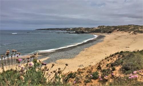 PORTUGALIA / Alentejo / Vila Nova de Milfontes / pusto...
