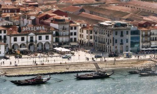 Zdjecie PORTUGALIA / ....... / Porto / W Porto nad Duero