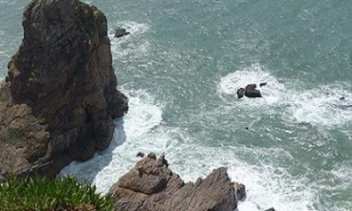 Zdjecie PORTUGALIA / Cabo da Roca / Przylądek Cabo da Roca / Kraniec Europy zachodniej