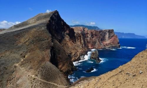 Zdjęcie PORTUGALIA / Madera / Madera / Półwysep Św. Wawrzyńca