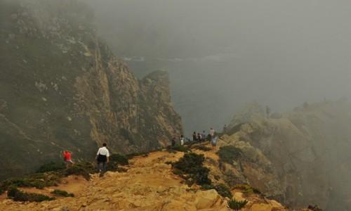 Zdjecie PORTUGALIA / Park Narodowy Sintra–Cascais / Cabo da Roca / Cabo da Roca