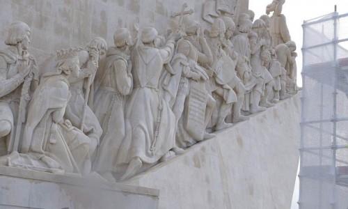 Zdjecie PORTUGALIA / Lizbona / Lizbona / Pomnik Odkrywców