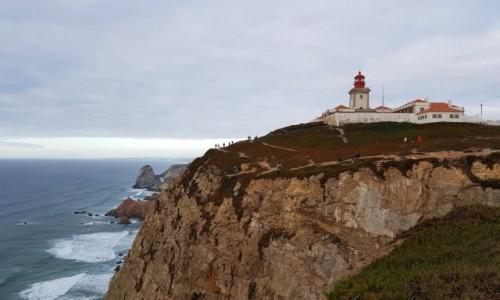 PORTUGALIA / Centrum / Cabo da Roca / Już jesiennie