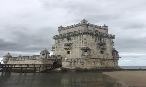 Zdjecie PORTUGALIA / Lizbona / Lizbona  / Wieża Belém