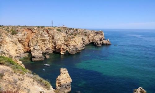 Zdjecie PORTUGALIA / Algarve / Lagos / Ponta da Piedade