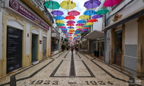 Zdjecie PORTUGALIA / Algarve / Algarve / ALGARVE - najładniejsze miasteczka