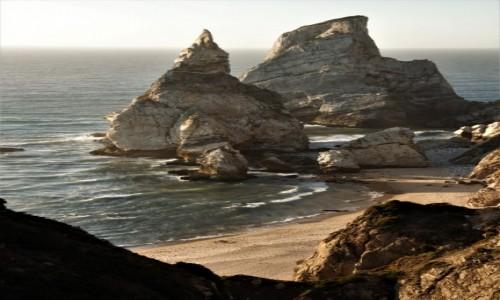 Zdjecie PORTUGALIA / przylądek Roca / plaża / plaża hipisów