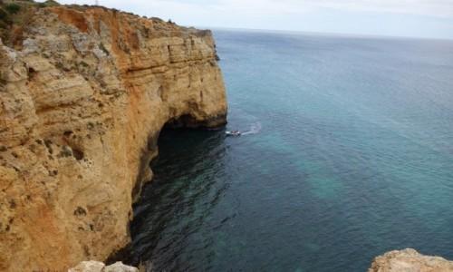 Zdjecie PORTUGALIA / Algarve / okolice Lagos / Algarve