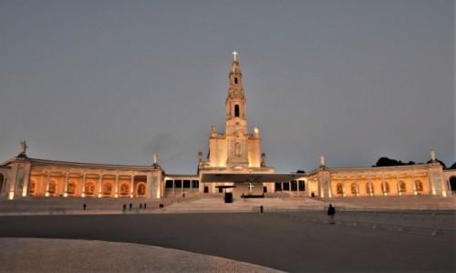 Zdjecie PORTUGALIA / Sanktuarium / Fatima / Fatima