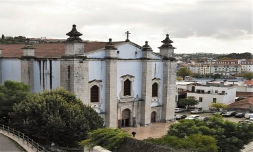 Zdjęcie PORTUGALIA / Środkowa Portugalia / Leiria / Leiria, Katedra
