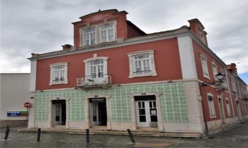 Zdjęcie PORTUGALIA / Środkowa Portugalia / Leiria / Leiria, zakamarki