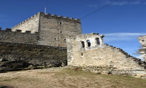 Zdjęcie PORTUGALIA / Środkowa Portugalia / Leiria / Leiria, ruiny zamku