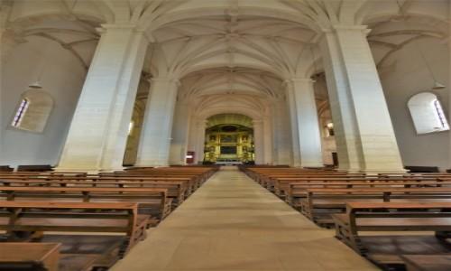 Zdjecie PORTUGALIA / Środkowa Portugalia / Leiria / Leiria, katedra