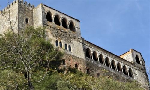 Zdjecie PORTUGALIA / Środkowa Portugalia / Leiria / Leiria, ruiny zamku