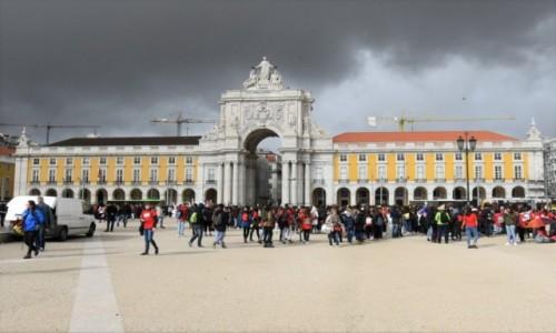 Zdjecie PORTUGALIA / Stolica / Lizbona / Lizbona, pałac