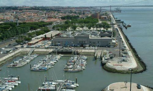 Zdjecie PORTUGALIA / brak / Lizbona/port jachtowy / Marina