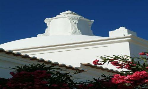 Zdjecie PORTUGALIA / Algarve / Albufeira / Cóż za zwieńczenie !