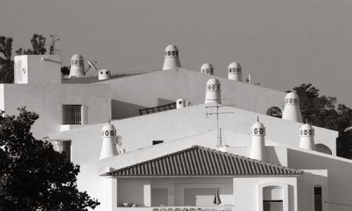 Zdjęcie PORTUGALIA / Algarve / Albufeira / Trójkątno mi........