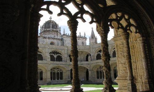 Zdjecie PORTUGALIA / brak / Lizbona / klasztor Hieron