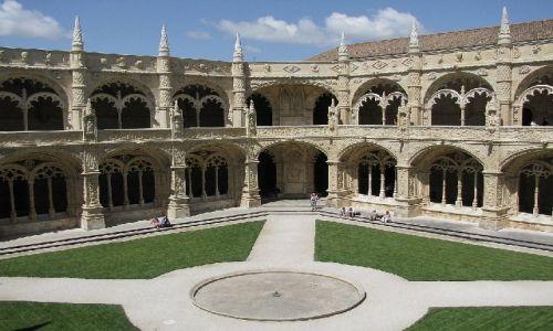PORTUGALIA / brak / Lizbona / klasztor Hieronimitów 6