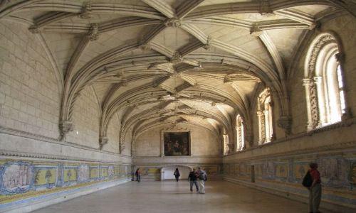 PORTUGALIA / brak / Lizbona / klasztor Hieronimitów 7