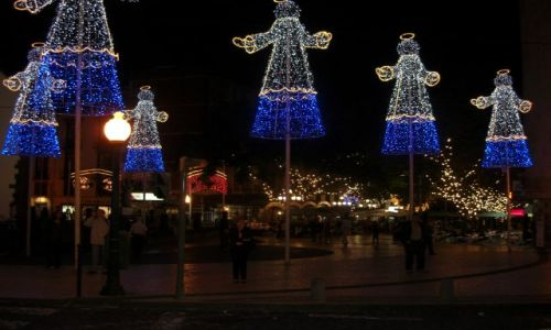 Zdjęcie PORTUGALIA / brak / Madeira - Funchal / Centrum miasta Funchal