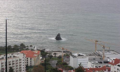 Zdjecie PORTUGALIA / brak / Madeira - Funchal / Górka w wodzie