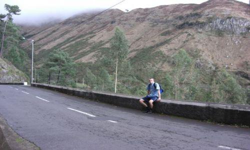 Zdjecie PORTUGALIA / brak / Madeira - Funchal / Góry 3