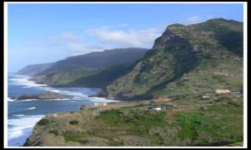 Zdjecie PORTUGALIA / brak / Madera / Polnocny brzeg wyspy