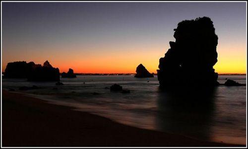 Zdjęcie PORTUGALIA / ALGARVE / LAGOS / Zwiastun nowego dnia