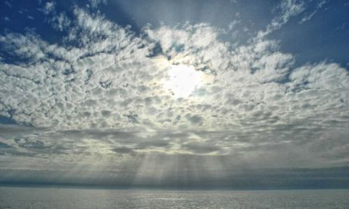 Zdjecie PORTUGALIA / Algarve / Faro / Światełko z nieba