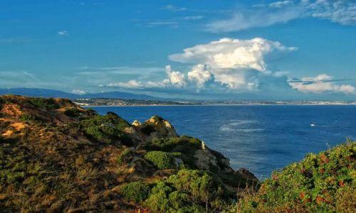 Zdjęcie PORTUGALIA / Algarve / Lagos / Atomowy grzyb nad Lagos