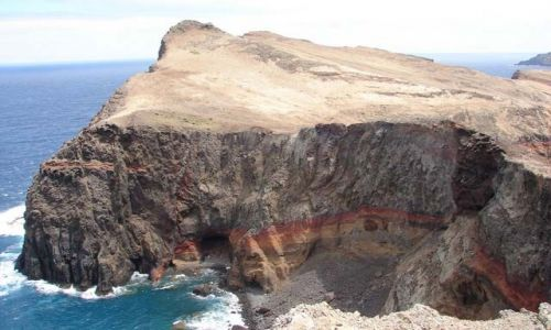 Zdjęcie PORTUGALIA / Madeira / Madeira / klify